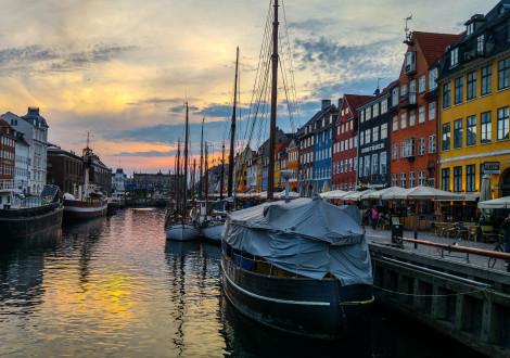 Guide 2021: 8 populære restauranter i Nyhavn med 1/3 skåret af prisen
