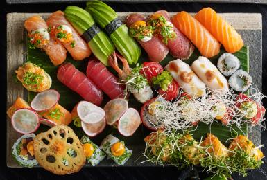 Guide: Sushirestauranter på Frederiksberg