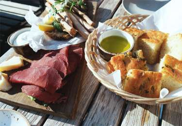 Guide: 5 suveræne italienske restauranter