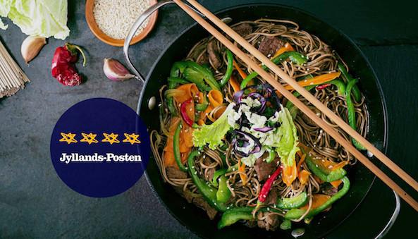 Orientalsk Køkken