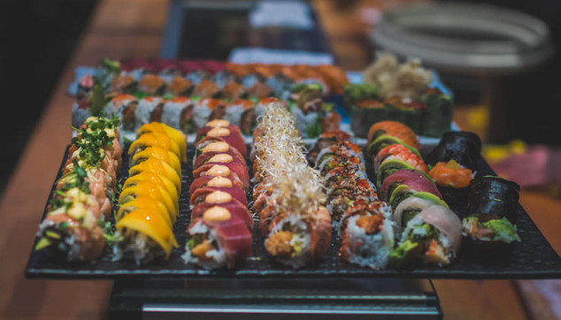 Kamii Sushi & Asian Concept